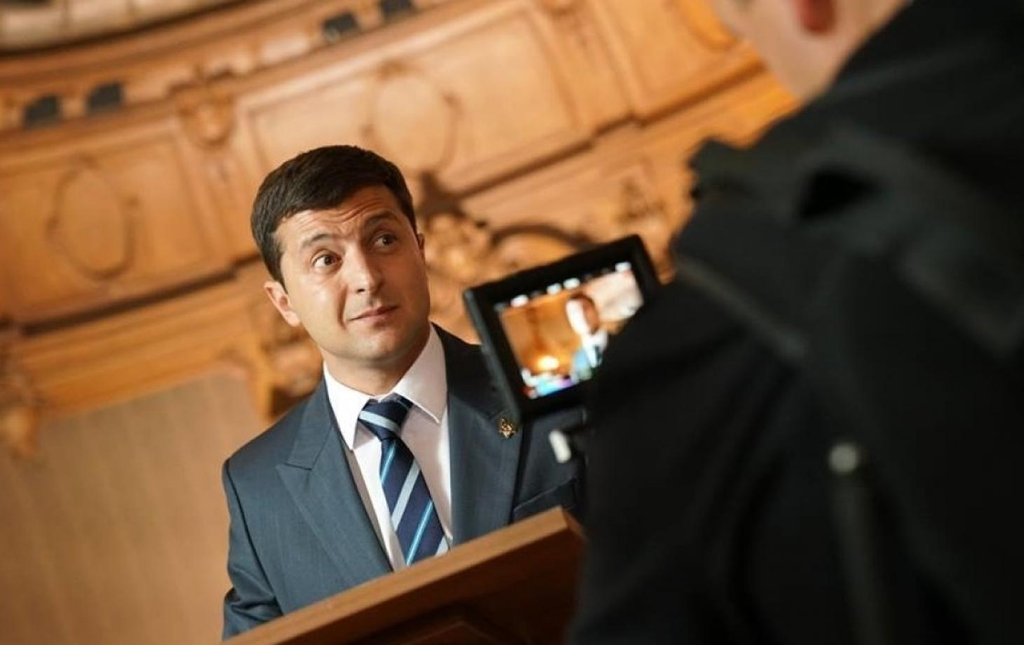 «Слуга народу» запустить власний інтернет-канал за кошти, отримані з бюджету