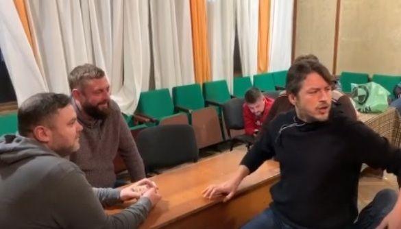 Сергій Притула з «вар'ятами» потролили «1+1» через українську мову