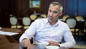 Офіс генпрокурора спростував інформацію «Страни.ua» про відставку Рябошапки