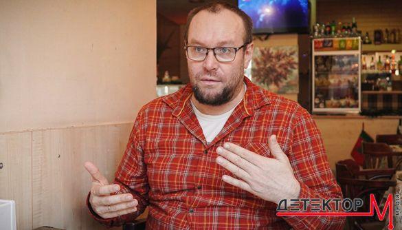 Євген Лєсной розповів про свій ВІЛ-позитивний статус