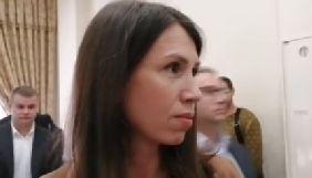 ДБР оголосило підозру Тетяні Чорновол через перешкоджання працівнику ЗМІ Шарія (ДОПОВНЕНО)