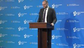 Бородянський назвав п'ять кроків із підтримки кримськотатарської культури в Україні
