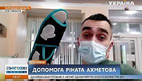«Теплі обійми батьківщини» й капці від Ахметова. Моніторинг теленовин 17–23 лютого 2020 року