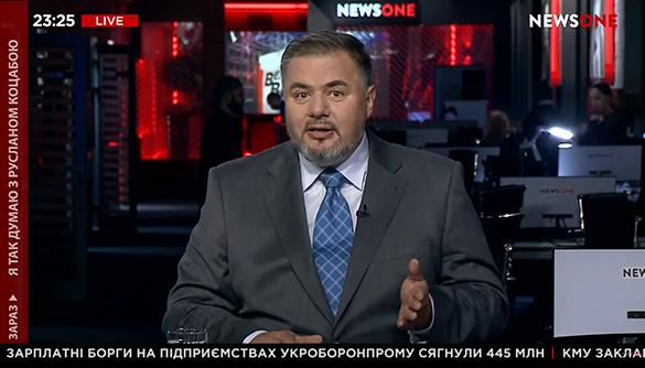 Нацрада оголосила попередження та оштрафувала NewsOne за висловлювання Руслана Коцаби