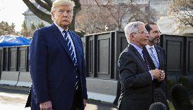 Штаб Трампа подав позов проти The Washington Post