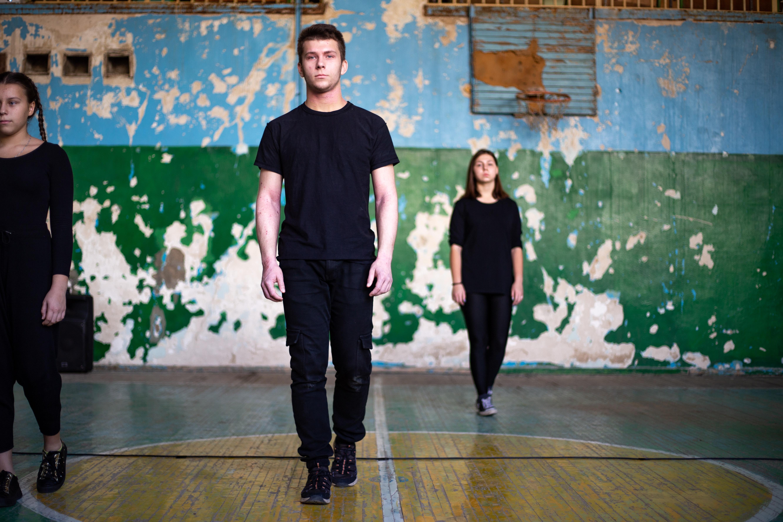 «Громадське» покаже кіноверсію вистави з підлітками Донбасу «Місто з собою»