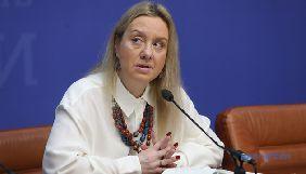 Уряд призначив очільницю Мінкульту