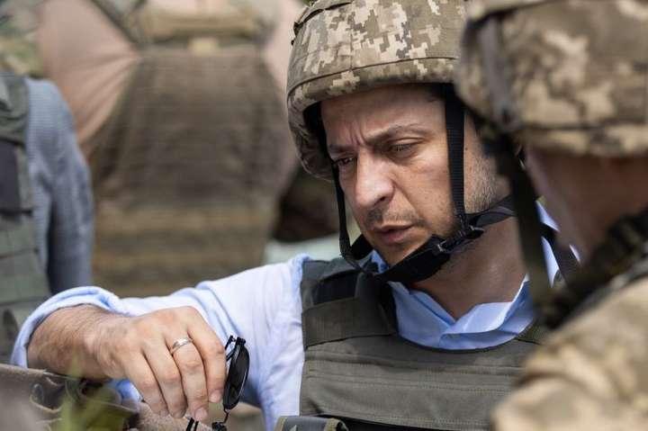 Воєнкори закликали Зеленського пояснити ситуацію із недопуском журналістів на передову на Донбасі (ДОПОВНЕНО)