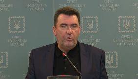 Секретар РНБО закликав медіа не сіяти паніку щодо коронавірусу