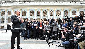 Журналістів з кремлівського пулу перевіряють на коронавірус