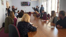 Журналістів через карантин не пустили на засідання міськради Кривого Рогу
