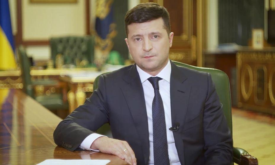 Зеленський закликав не довіряти фейкам та «страшилкам» про коронавірус