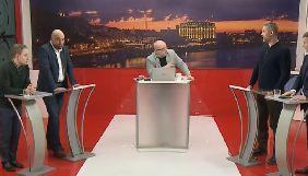 Роман Чайка та четверо працівників 5 каналу знаходяться на карантині після телеефіру з Шаховим