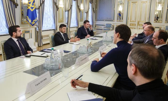 Зеленський та національні канали домовились про телепроєкт для дистанційної освіти