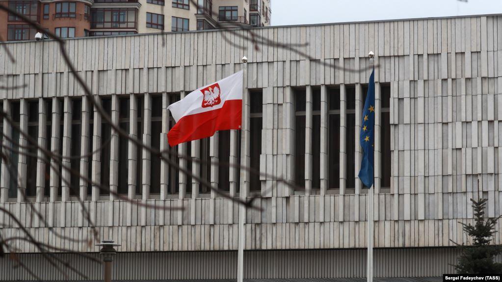 Посольство Польщі звинуватило в дезінформації російські ЗМІ й політиків