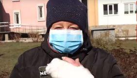 На знімальну групу NewsOne напав продавець медичних масок