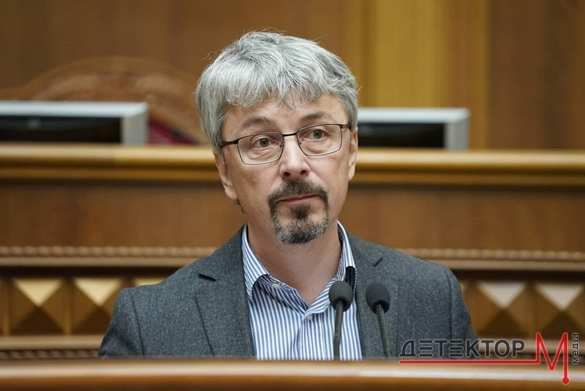Ткаченко: В бюджеті вдалось відстояти 500 млн грн на кіно та 400 млн грн на УКФ