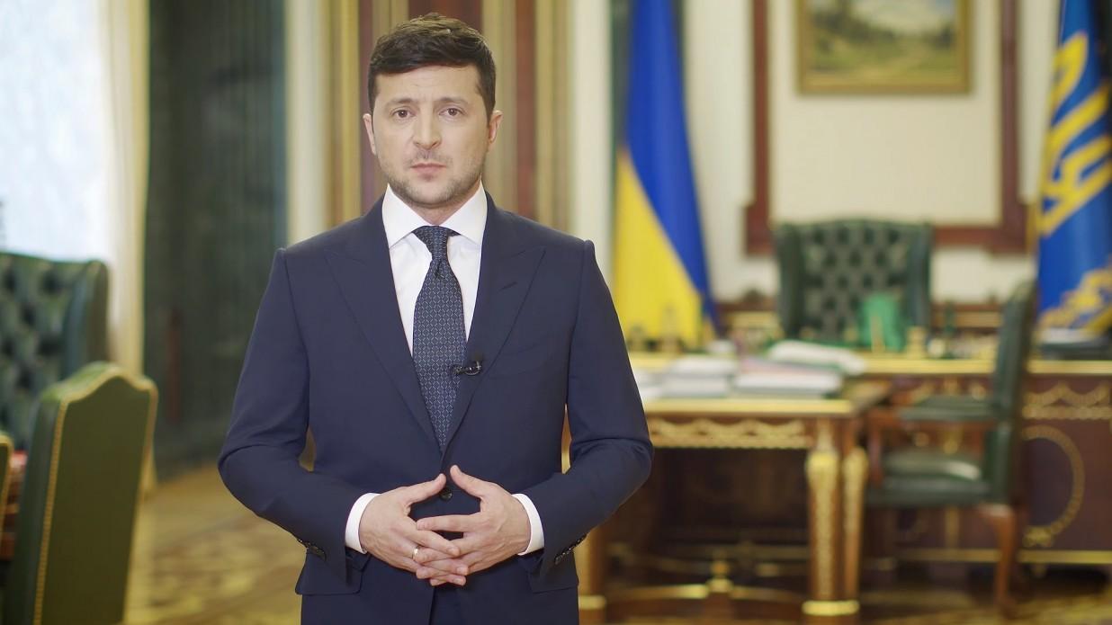 Зеленський анонсував запуск «Всеукраїнської школи онлайн»