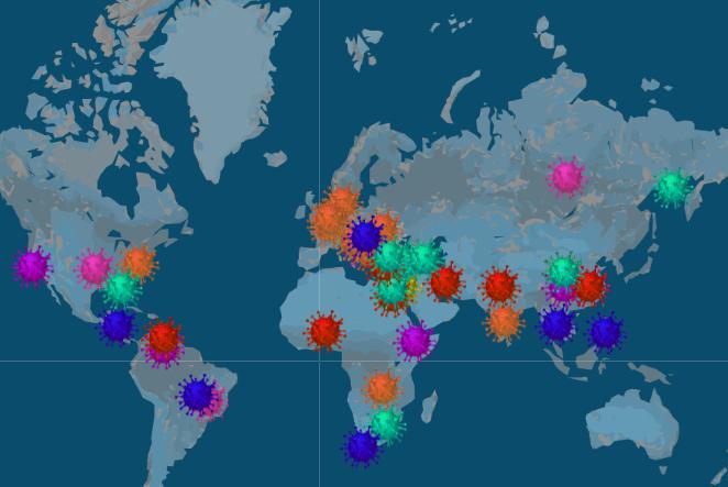 «Індекс цензури» створив карту для відстеження порушень свободи слова під час кризи коронавірусу