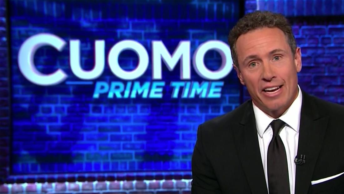 Ведучий CNN заразився коронавірусом