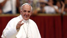 Папа Римський закликав помолитися за працівників медіа за роботу під час карантину