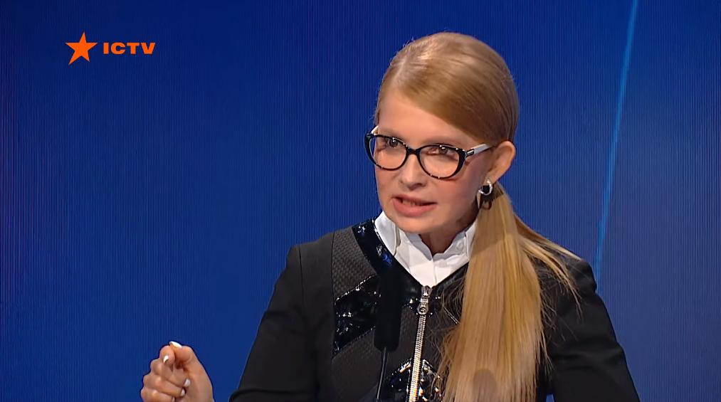 Тиждень після ухвалення закону про землю став бенефісом Тимошенко в ток-шоу — моніторинг