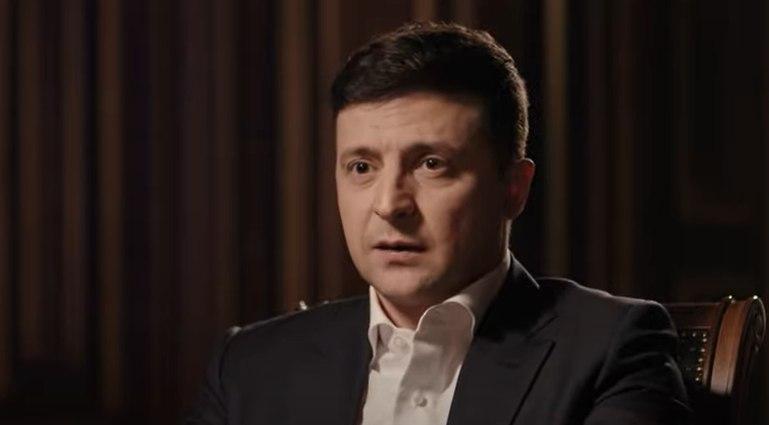 Низка каналів покаже фільм про рік президентства Зеленського