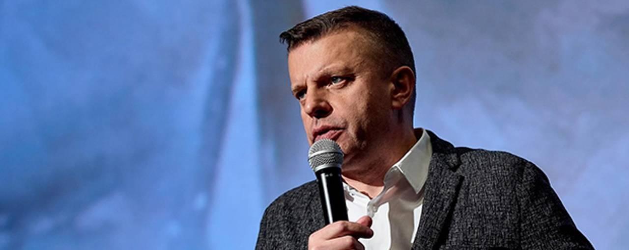 Чому Парфьонов ніколи не зніме фільм про «російських українців»