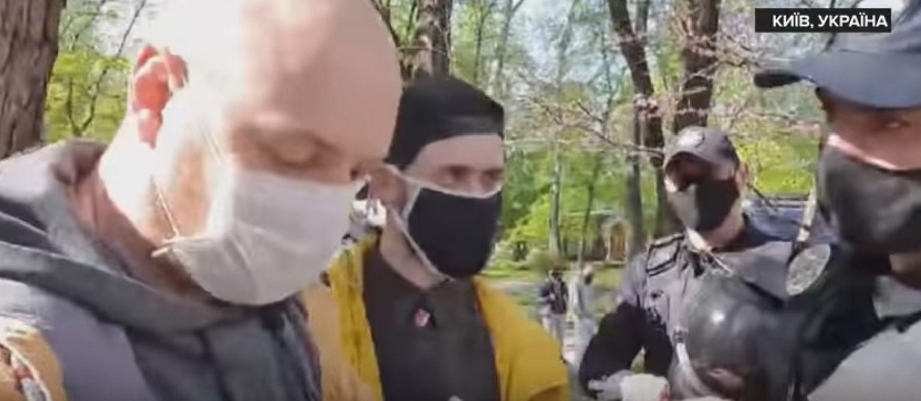 Правоохоронці розпочали розслідування щодо поліцейського через напад на Богдана Кутєпова