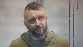 Суд залишив під арештом Андрія Антоненка