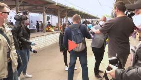 У Запоріжжі напали на знімальну групу ICTV