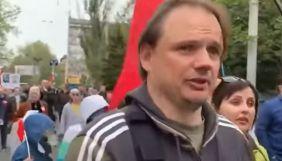 Поліція перевіряє відео блогера, який показав фальшивий парад у Херсоні
