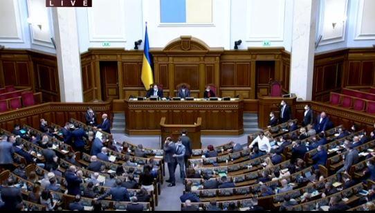 Верховна Рада направила законопроєкт «Про медіа» на повторне перше читання