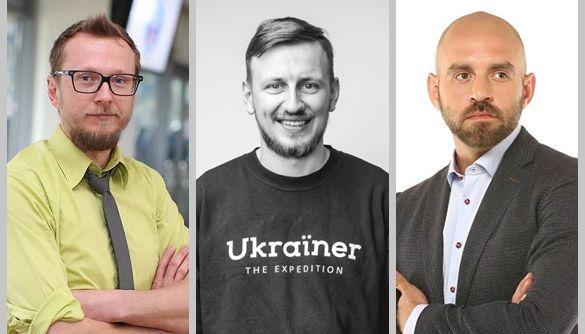 Роман Вінтонів, Павло Казарін і Богдан Логвиненко – про особистий вибір, досвід і мрії