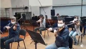 Перший онлайн-концерт симфонічного оркестру Українського радіо покажуть у Facebook і YouTube