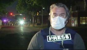 У США журналісти DW потрапили під обстріл