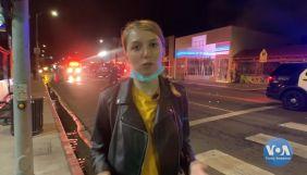 На журналістку «Голосу Америки» напали під час висвітлення протестів у США
