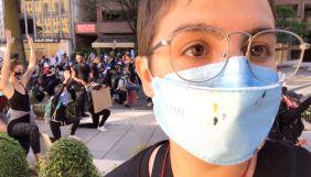У США під час протестів затримали канадську журналістку