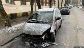 СБУ завершує збір доказів у справі про підпал авто журналістки «Радіо Свобода»