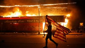 Чорний Майдан. Як проросійські канали дискредитують протести в США