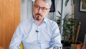 Ткаченко проти заборони фільмів з акторами з «чорних списків» і не проти копродукції з Росією