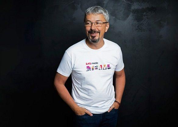Ткаченко відповів на звинувачення «1+1» у порушеннях стандартів під час виборчої кампанії