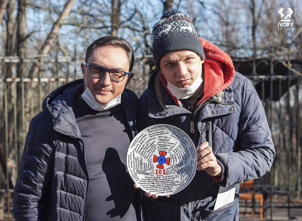 Канал «Україна» знімає серіал «Виклик» про Державну службу з надзвичайних ситуацій