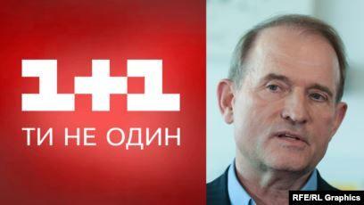 Ткаченко сказав, що не знав про перебування Медведчука в структурі власності «1+1»