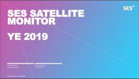 Українці у 2019 році найбільше користувалися супутником — дослідження SES