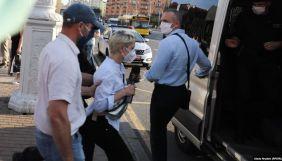 Під час акцій протесту у Білорусі затримали журналістів «Радіо Свобода» та Reuters