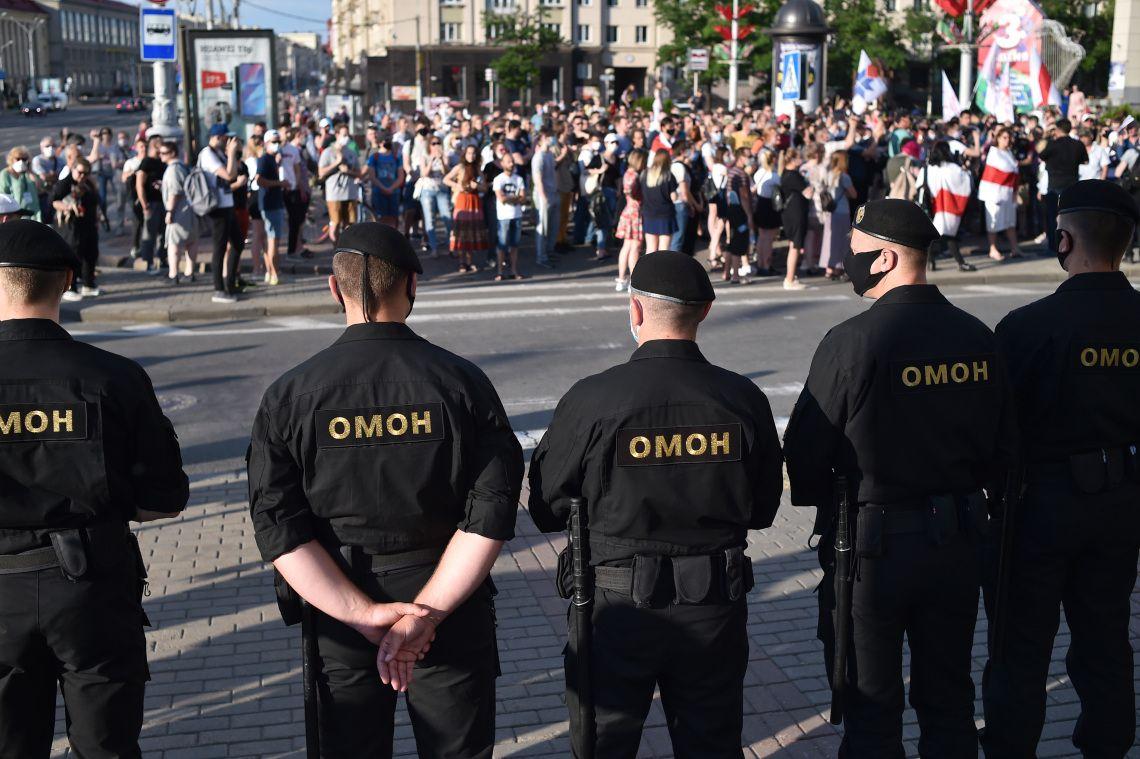 Комітет захисту журналістів закликав владу Білорусі припинити переслідування та цькування журналістів