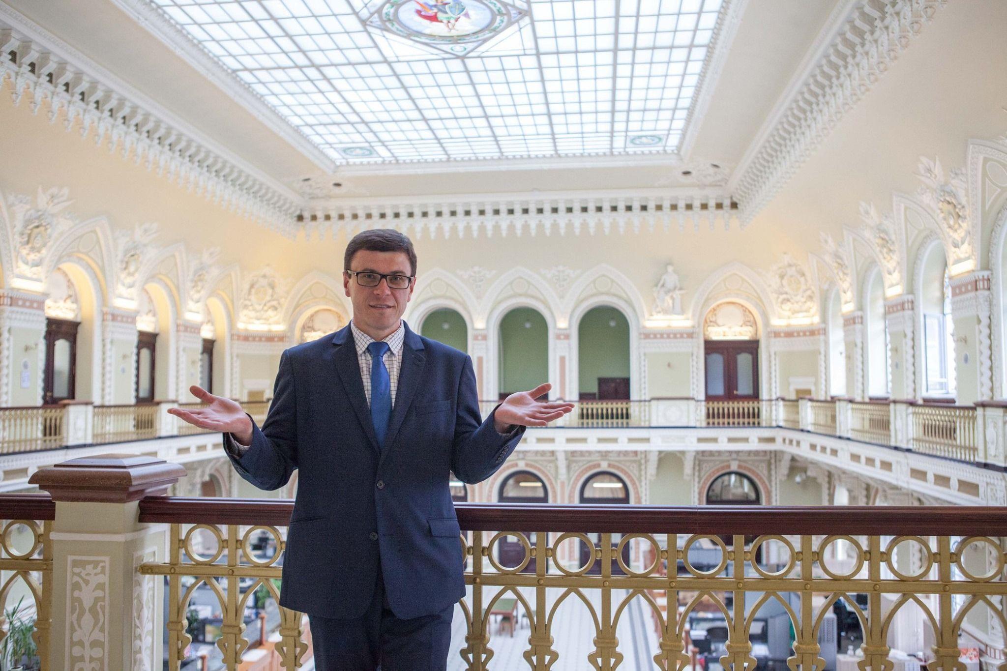 Євген Дубогриз йде з hromadske (ДОПОВНЕНО)