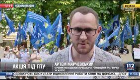 «112» атакував Стерненка. Моніторинг теленовин 15–21 червня 2020 року