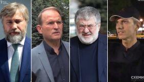 Деякі власники українських каналів літали під час карантину за кордон, - «Схеми»